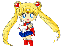 Sailor moon chibi png 7 » PNG Image.
