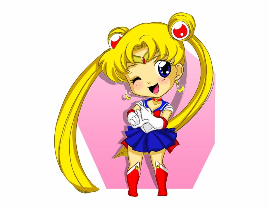 Sailor Moon Chibi.