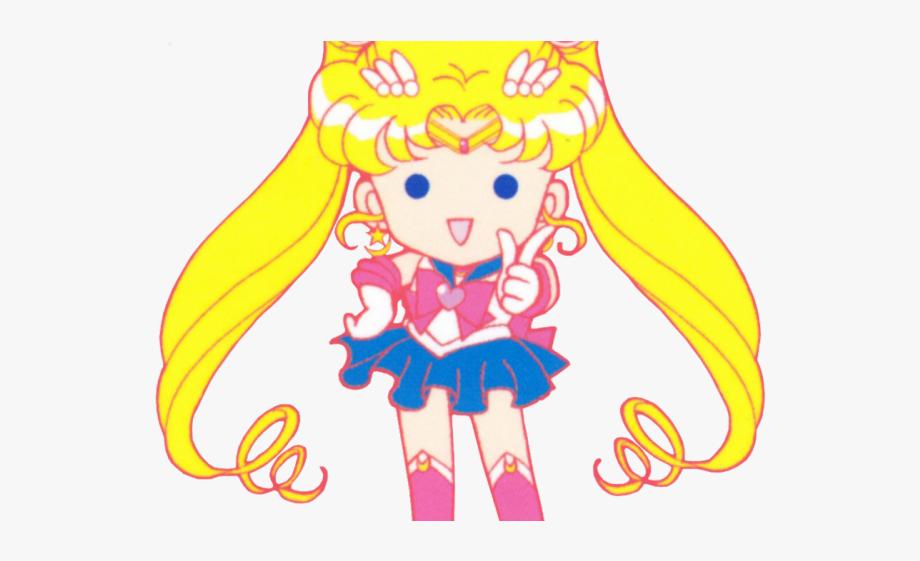 Sailor Moon Clipart Transparent Pixel.
