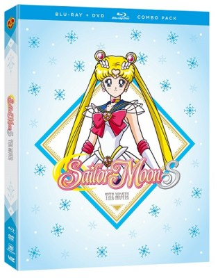 Sailor Moon S: The Movie To Reach Home Media In October.