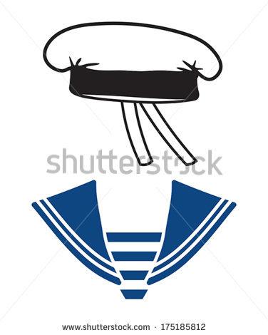 Sailor Uniform Stock Images, Royalty.