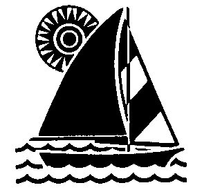 Free Sailing Clipart.