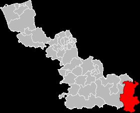 Canton de Fourmies — Wikipédia.