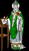 Saint augustin clipart #13