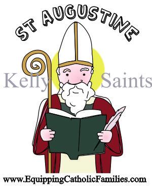 Saint augustin clipart #15