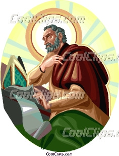 Saint Augustine of Hippo Clip Art.