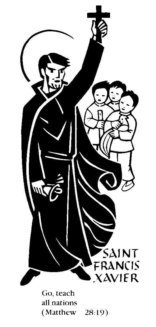 Showing post & media for Saint francis xavier cartoon.