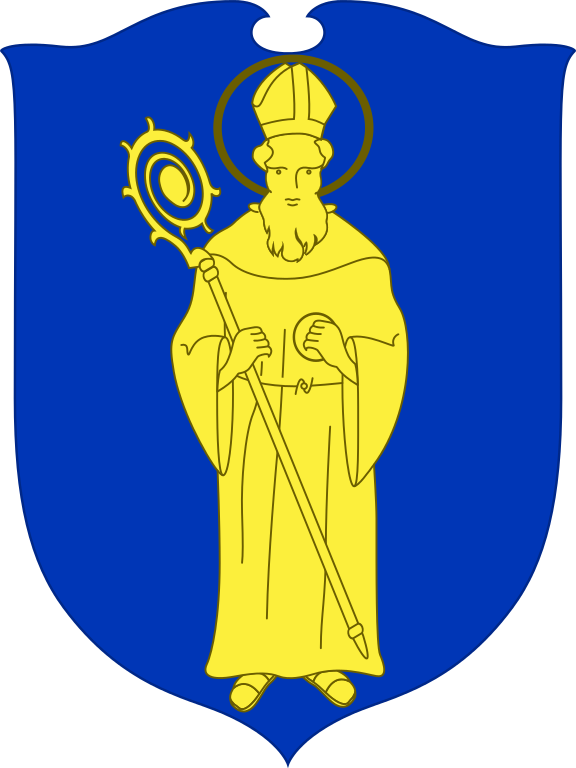 File:Coat of arms of Saint.