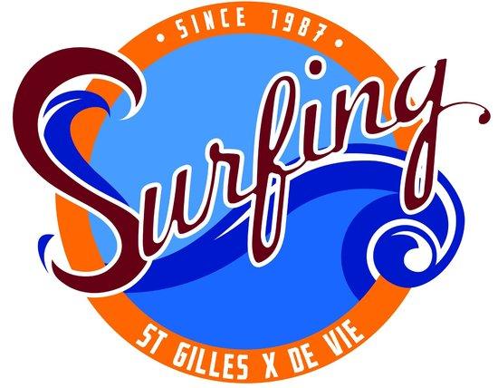 Surfing Saint Gilles Croix de Vie (Saint.
