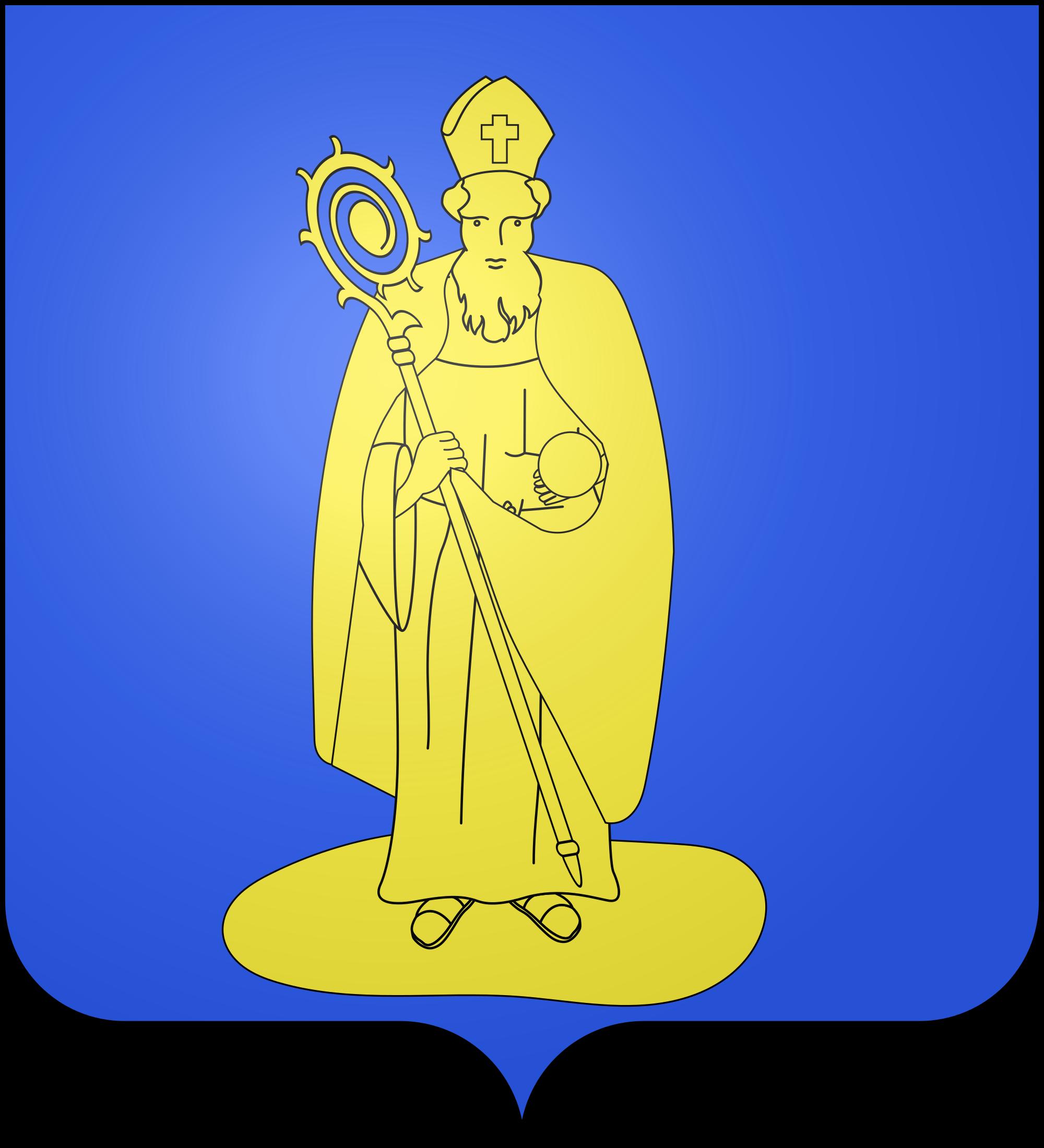 File:Blason Saint Gilles.svg.