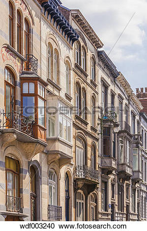 Stock Photography of Belgium, Brussels, Saint.