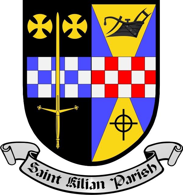 Saint kilian's church clipart #10