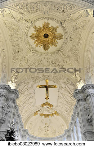 "Stock Photograph of ""Wurzburg Cathedral, dedicated to Saint Kilian."