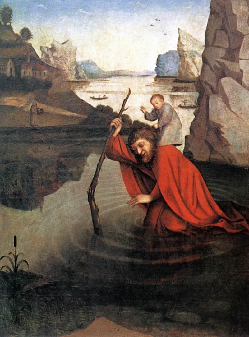 10 Best images about Saint Christopher on Pinterest.