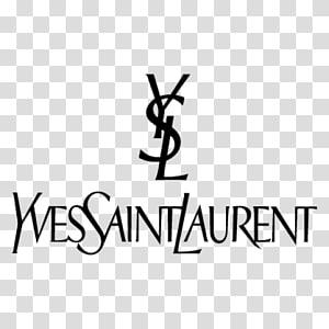 Yves Saint Laurent transparent background PNG cliparts free.