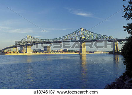 Picture of Montreal, Canada, Quebec, Pont Jacques Cartier (Jacques.
