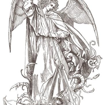 Saint Michael.