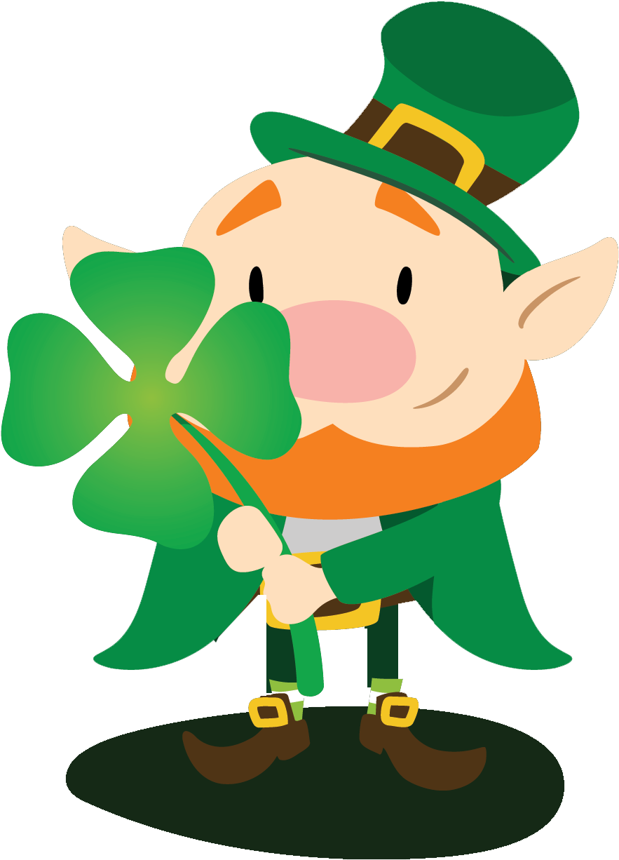 Patricks Day Clip Art ~ Free Clipart Of Leprachauns.