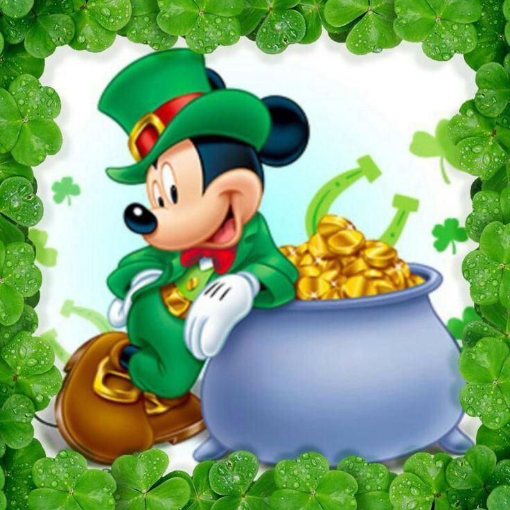17 Best images about Disney St. Patrick's Day on Pinterest.