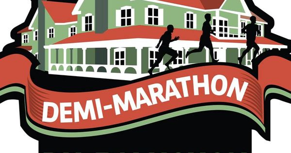 Une nouvelle course: Demi.