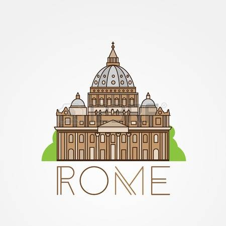 202 Saint Peter Basilica Cliparts, Stock Vector And Royalty Free.