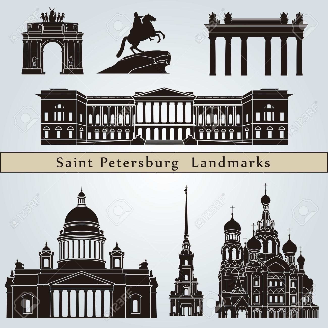 790 Saint Petersburg Cliparts, Stock Vector And Royalty Free Saint.