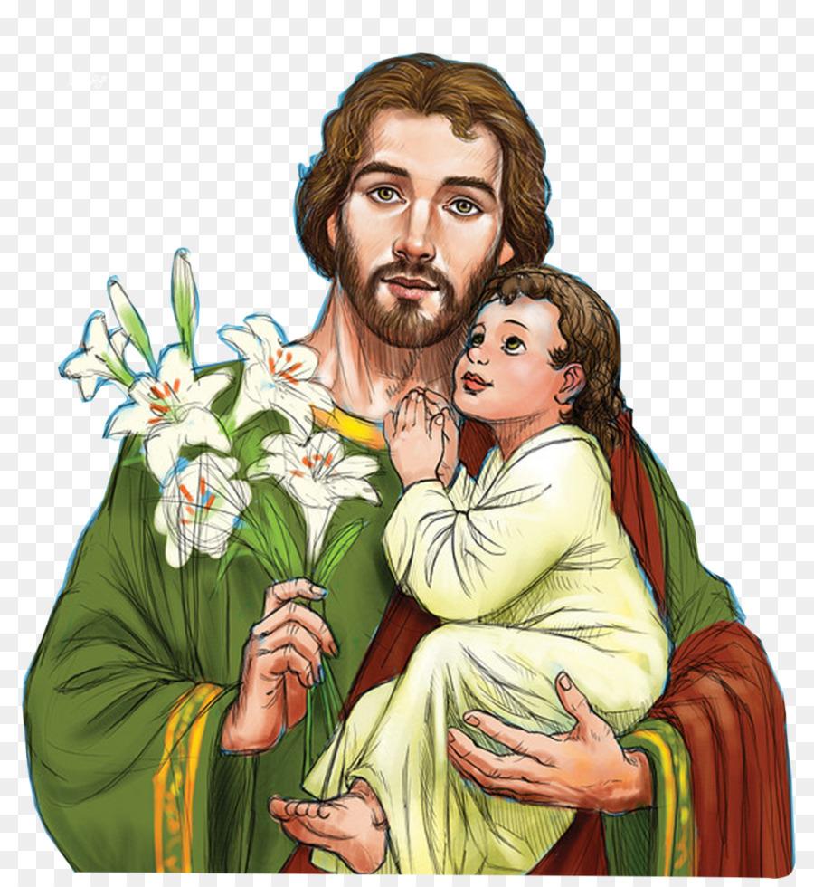 Download Free png Saint Joseph Mary Patron saint Clip art.