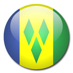 Saint Vincent And The Grenadines Flag Clipart.