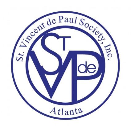 St Vincent Depaul Logo Clipart.