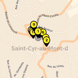 Rue Jean et Catherine Reynier, Saint Cyr au Mont d'Or (69.