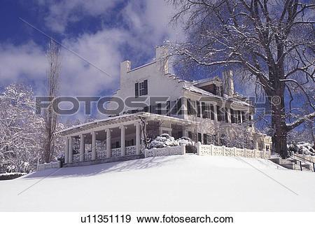 Stock Photograph of New Hampshire, NH, Cornish, Saint.