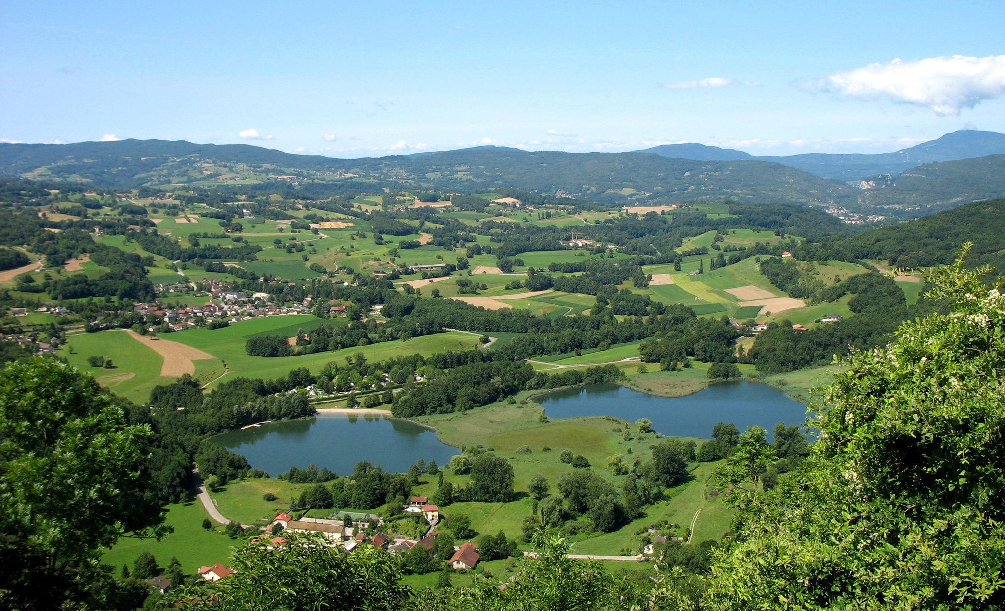 GC62W0Q St Jean de Chevelu et ses lacs !!! (Earthcache) in Rhône.