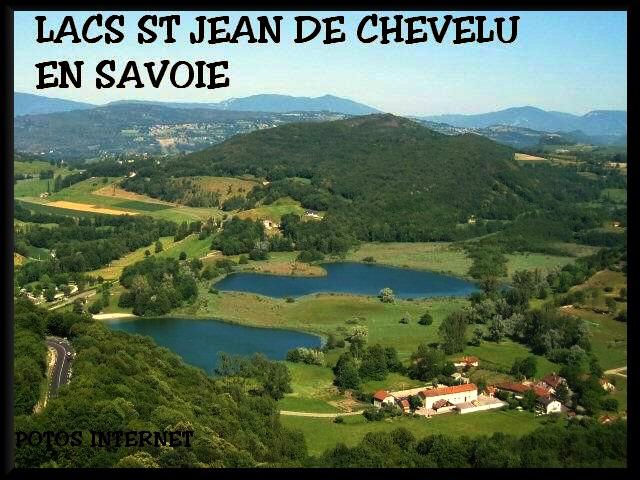 LAC ST J DE CHEVELU.