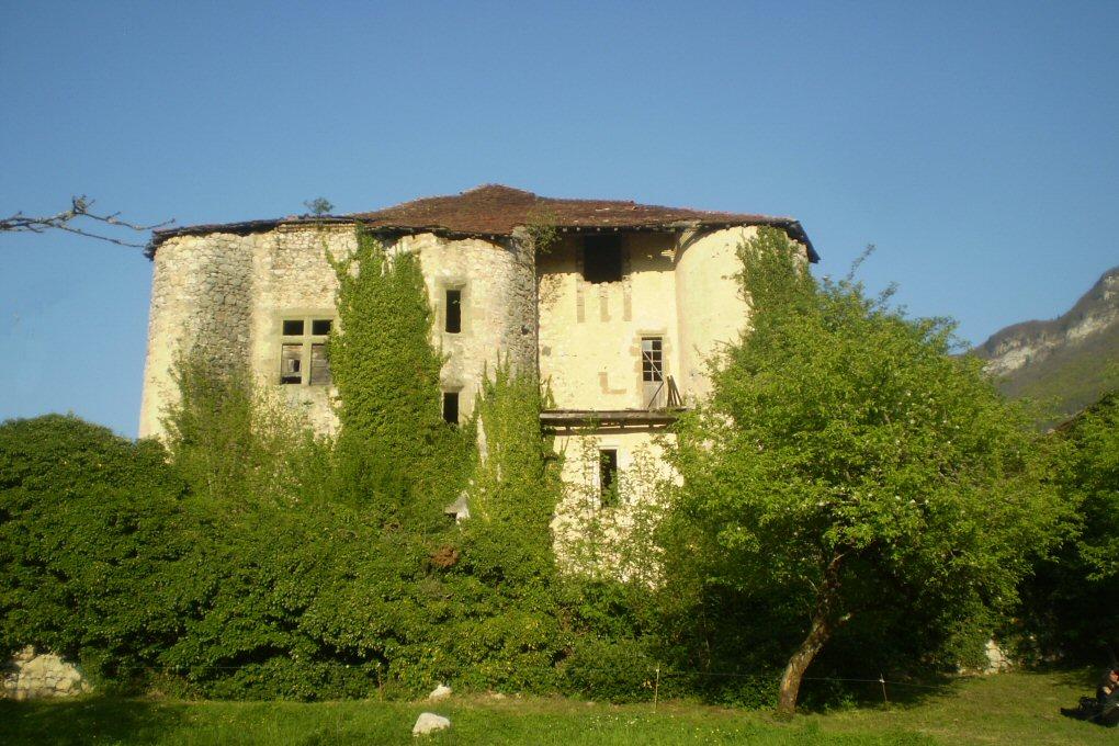 chateau de la Forest Saint.