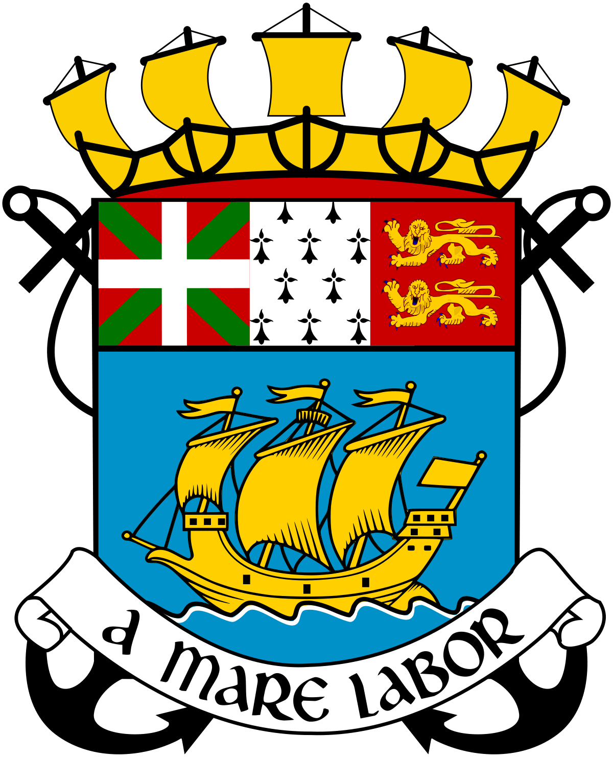 Territorial Council of Saint Pierre and Miquelon.