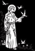 Gravemarker Clip Art Examples of saints.