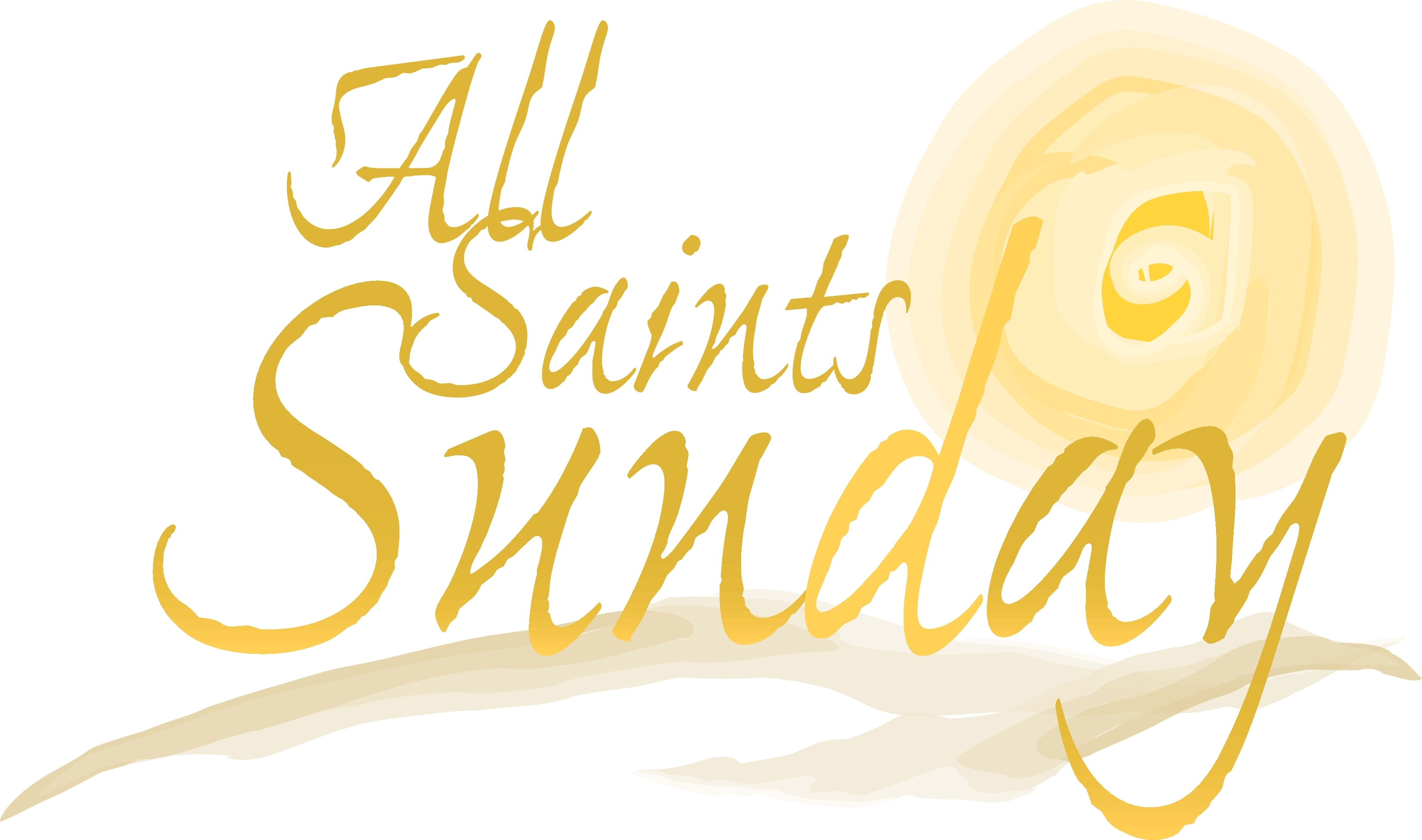 Similiar Saints Triumphant Sunday Clip Art Keywords.