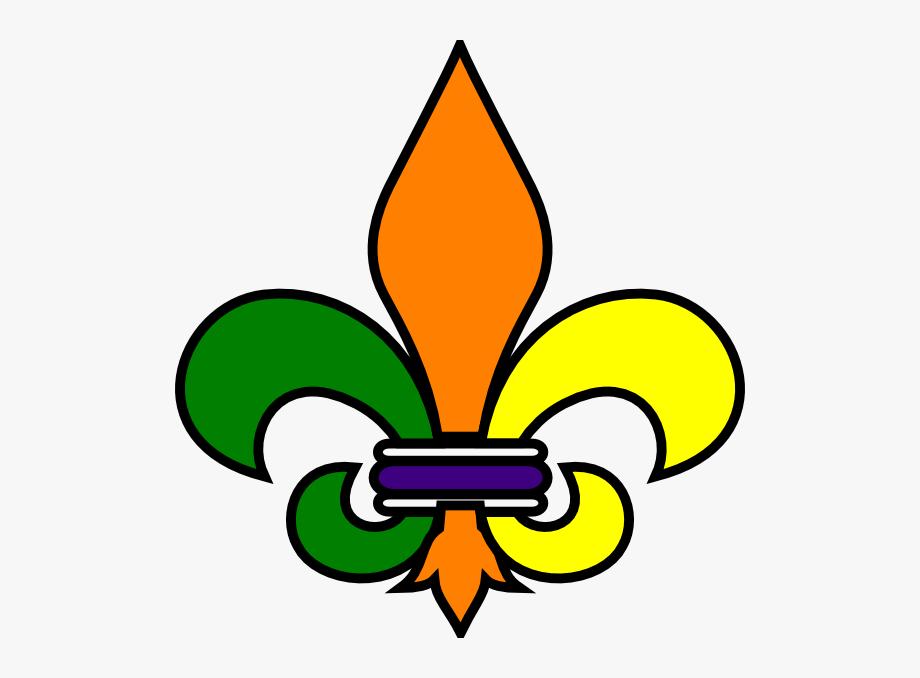 Fleur De Lis Clipart.