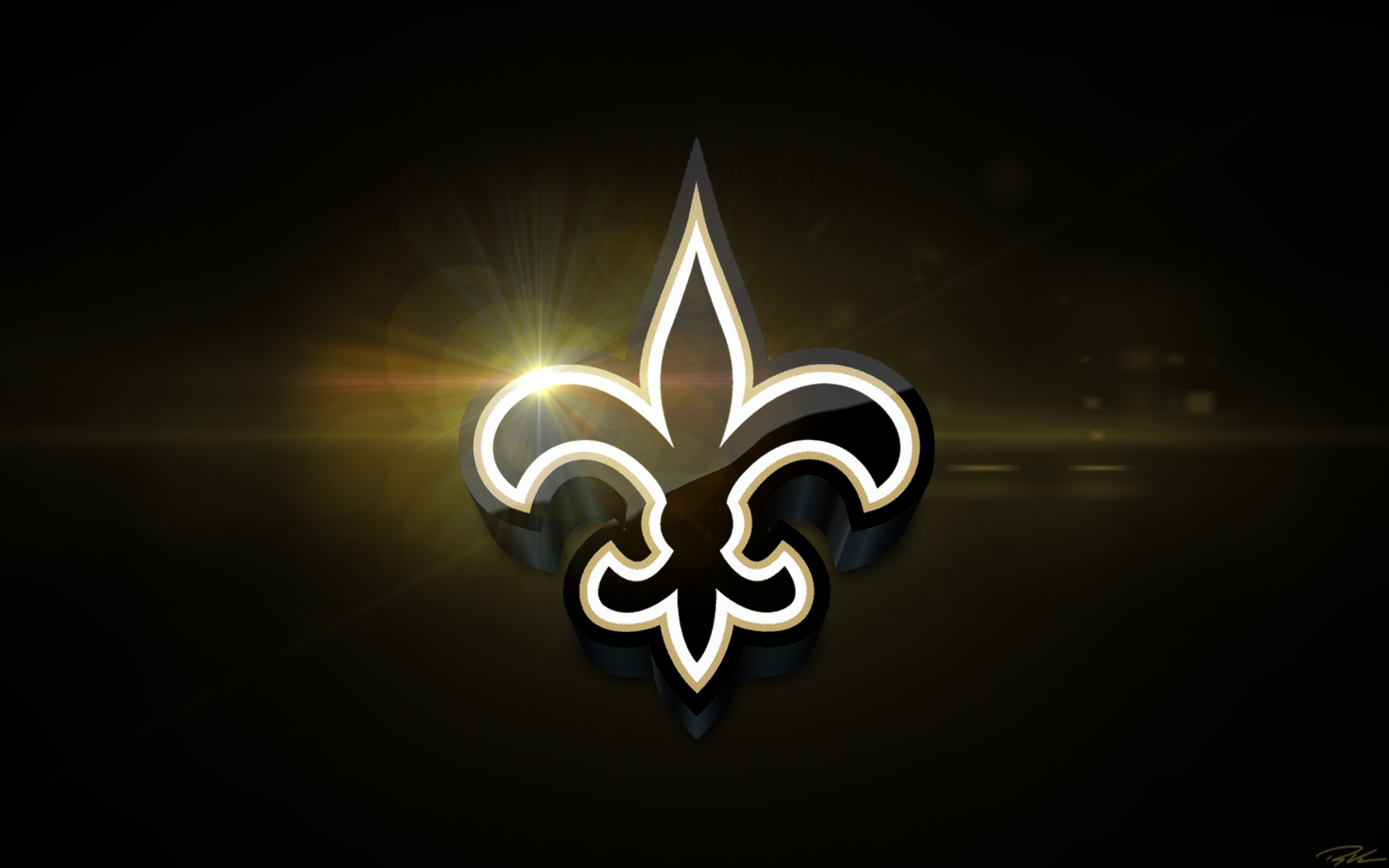New Orleans Saints Logo #6949876.