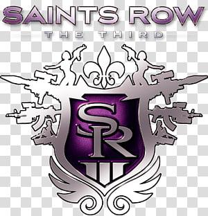 Saints Row Icon, SR, Saints Row transparent background PNG.