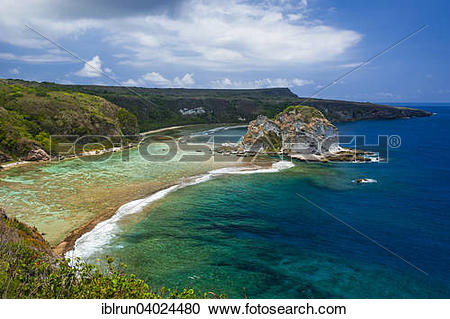 "Stock Photography of ""Bird Island, Saipan, Northern Mariana."