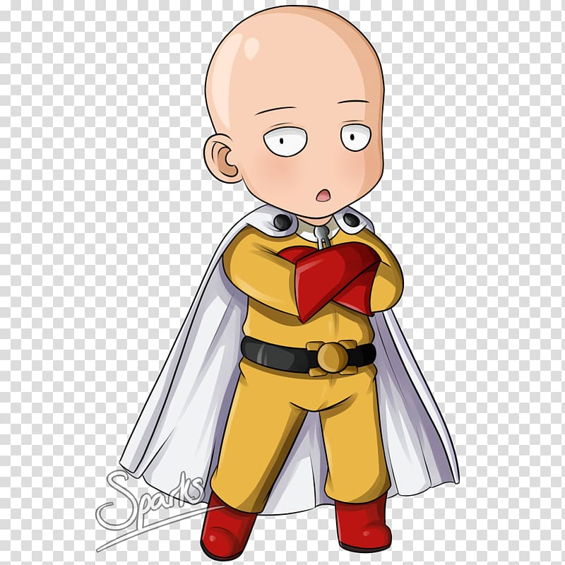 Saitama, One Punch Man Chibi Saitama Anime Manga, one punch.