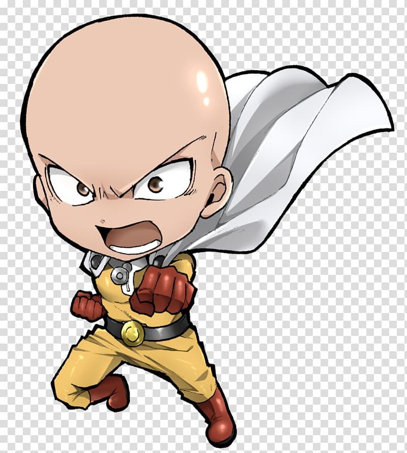 One Punch Man Saitama illustration, Saitama T.