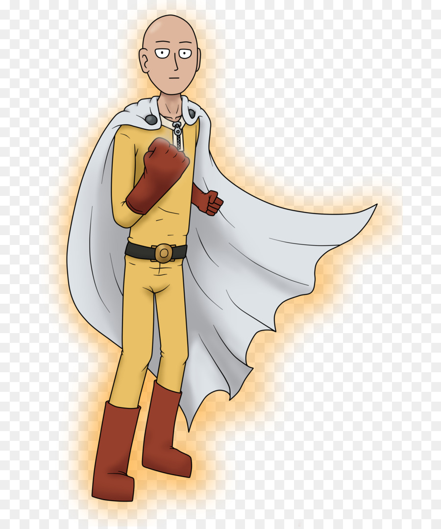 One Punch Man png download.
