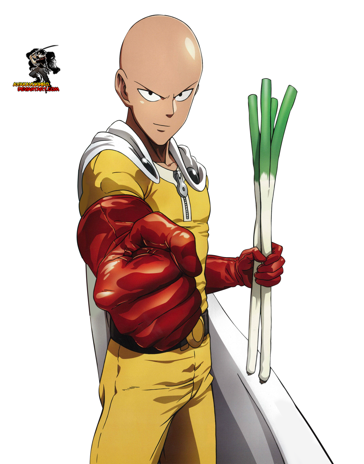 One Punch Man PNG Images Transparent Free Download.