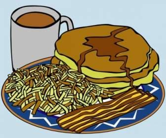 Makanan Cepat Saji Minuman Ff Menu Clip Art.