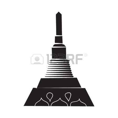 527 Stupa Cliparts, Stock Vector And Royalty Free Stupa Illustrations.