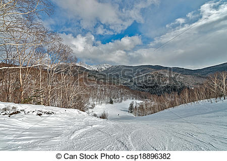 Pictures of The nature of Sakhalin island, Russia..
