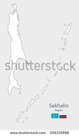Sakhalin Stock Vectors & Vector Clip Art.