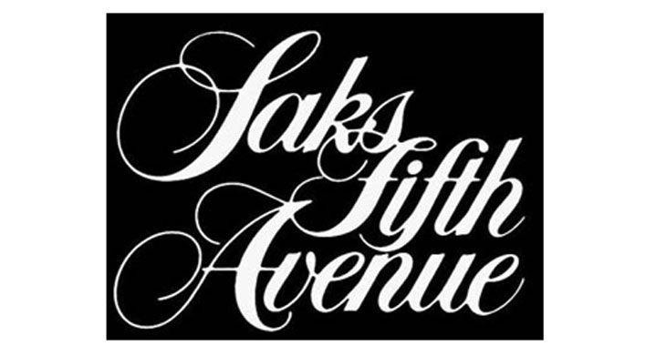 Saks Fifth Avenue Logo.